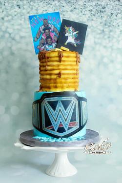 The New Day Birthday Cake