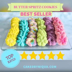 Spritz Cookies Best Seller