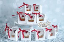 Graduation Cupcakes Favor Boxes