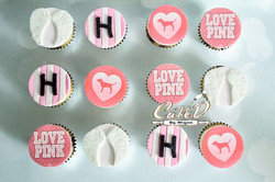 Pink By Victoria Secret Cupcakes