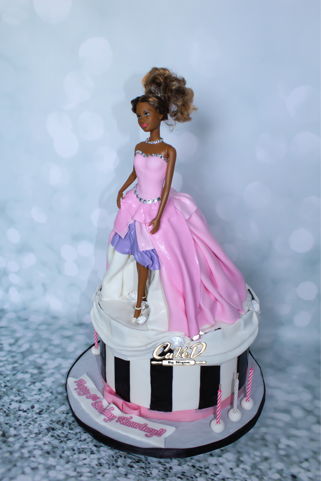 Barbie Fashion Cake