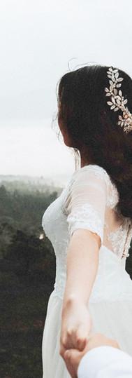 Eine Braut