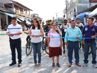 Inician actividades de la Semana Santa con mayor éxito en Zozocolco