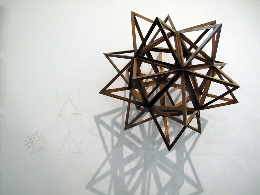 New Position, Art Cologne, 2012, Mixed media installation
