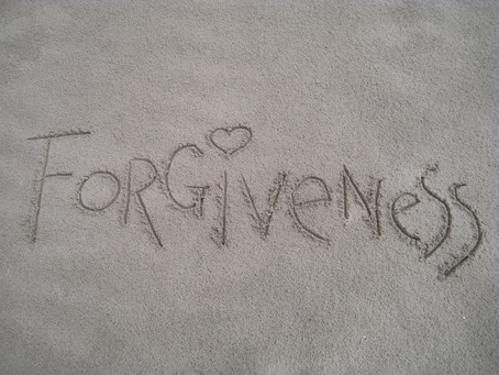 Praying for Forgiveness