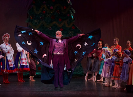 A fan favorite explains why he keeps coming back to perform in MYB's The Nutcracker