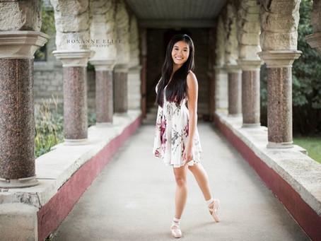 Senior Spotlight - Kathryn Tam