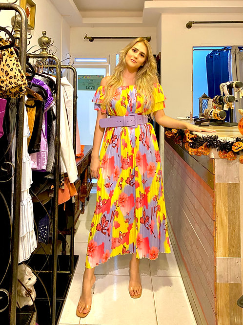 Vestido Vanya Colorful