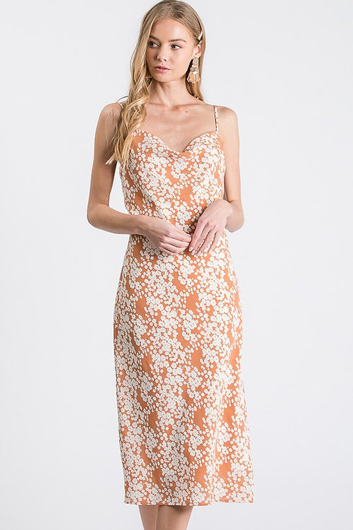 Vestido floral mood