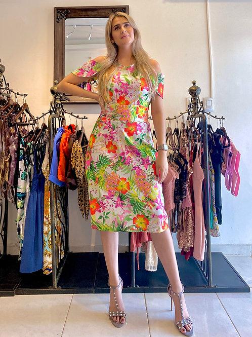 Vestido Floral AMB