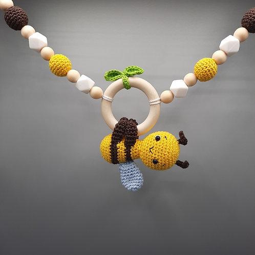 Kinderwagenkette Biene