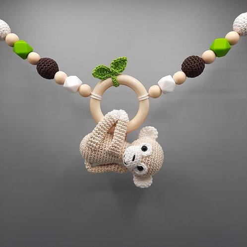 Kinderwagenkette Affe