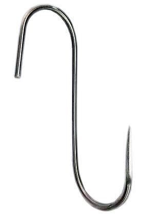 6mm Stainless Steel S-hooks (Set of 4)