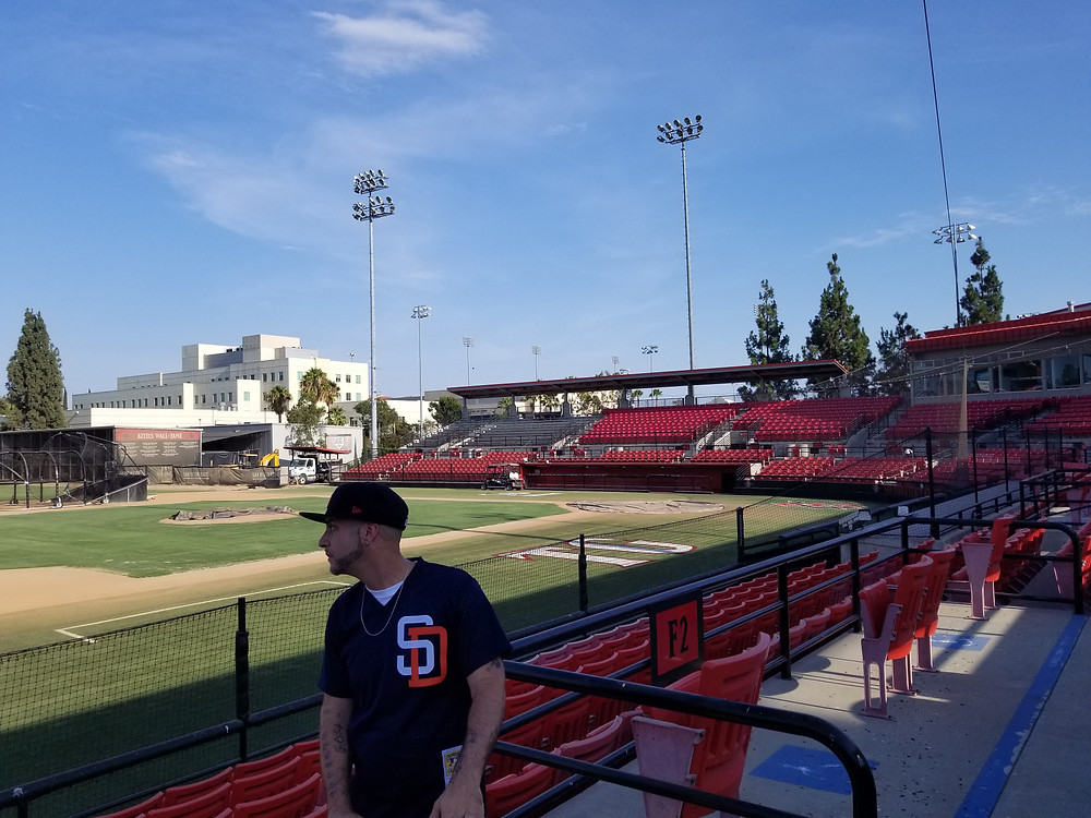 Tony Gwynn Stadium in San Diego, California.