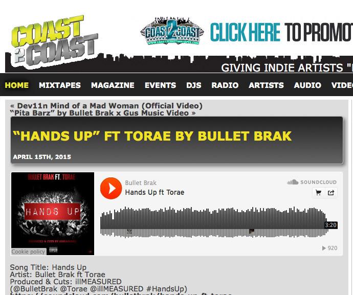 Coast 2 Coast - Bullet Brak