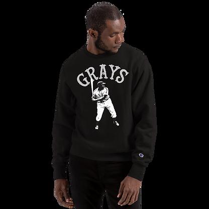 "Josh Gibson aka ""Josh the Basher"" ✨⚾️ Champion Sweatshirt"