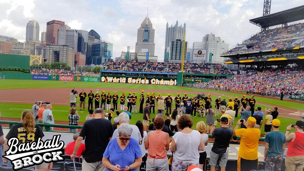 40th Anniversary of The 1979 World Champion Pittsburgh Pirates