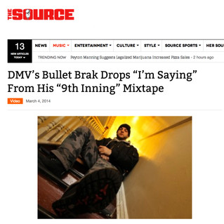 "The Source Highlights Bullet Brak & ""The 9th Inning"""