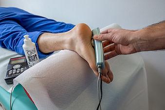 fisioterapia ultrasuono terapia strumentale