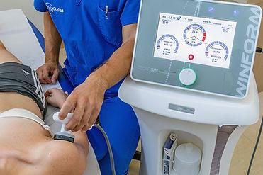 fisioterapia tecar sin terapia strumentale con ossigeno ozono