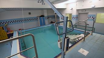 idrokinesi terapia fisioterapia in acqua