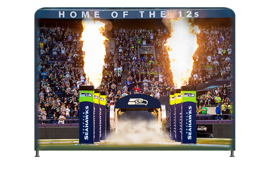 Seahawks Tunnel