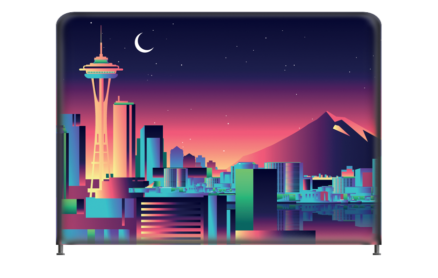Retro Seattle