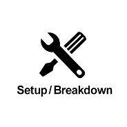 Setup & Breakdown
