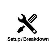 Setup & Breakdown