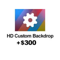 HD Custom Backdrop