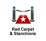 Red Carpet & Stanchions | Seattle Photo Booths