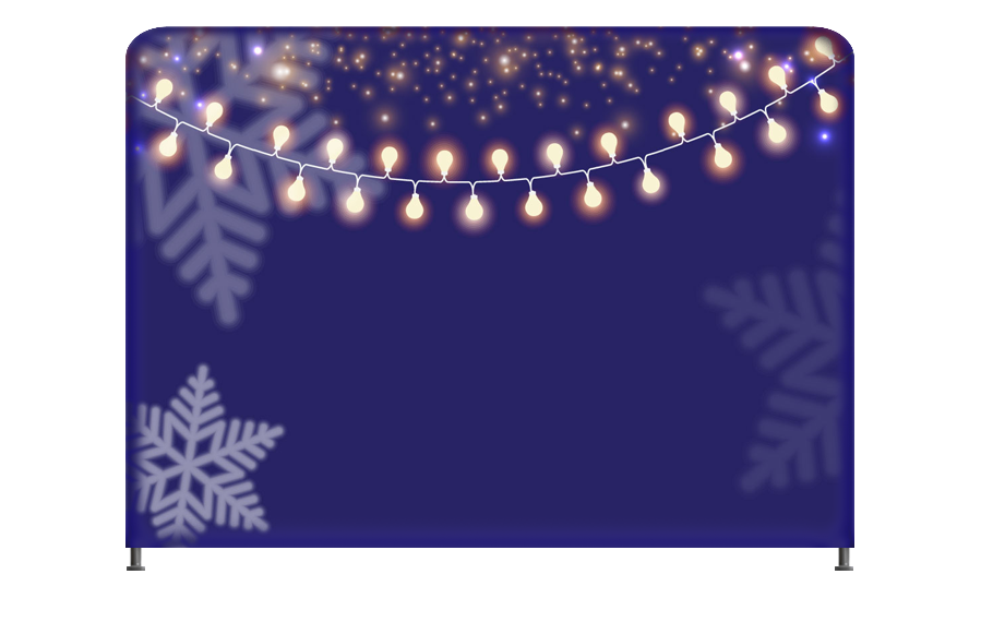 Lights, Stars & Snowflakes