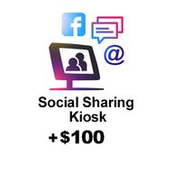 Social Sharing Kiosk