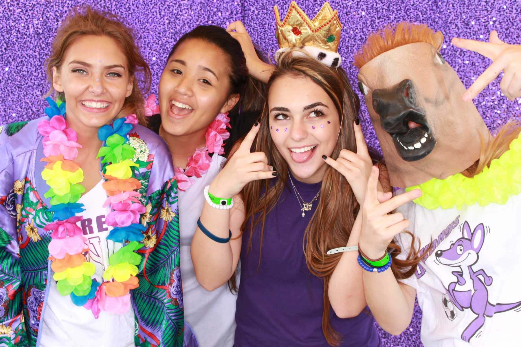 Tacoma School Photo Booth Rentals