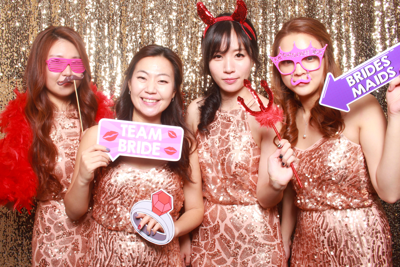 Wedding Photo Booth Rental Bellevue