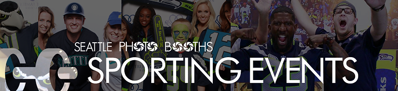 Sporting Events | Seattle Photo Booths