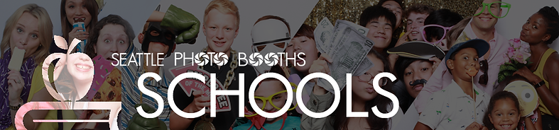 Schools | Seattle Photo Booths