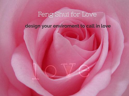 Feng Shui for Love
