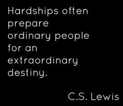 C.S.Lewis, Hardship.jpg