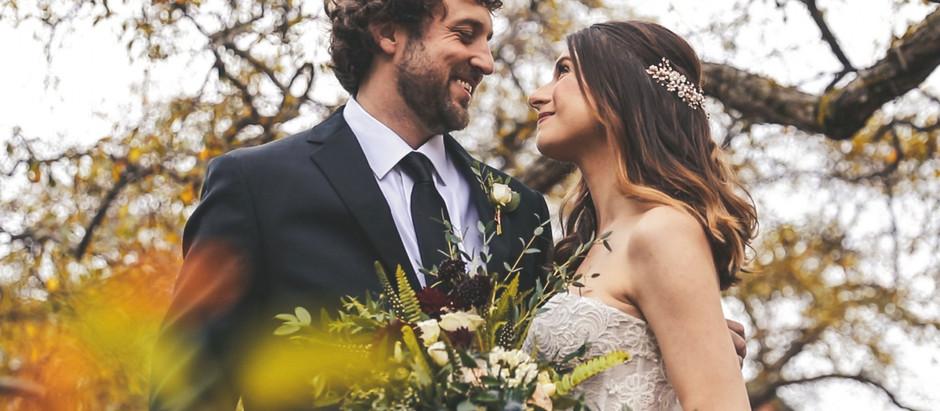 Goldener Oktober - Darum ist der Herbst die perfekte Jahreszeit für Eure Hochzeit