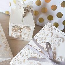 Hochzeitseinladung und Gastgeschenk Rieke Richter Weddings