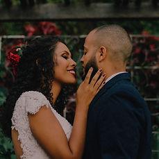 Glückliches Brautpaar Hochzeitsplaner Rieke Richter Weddings