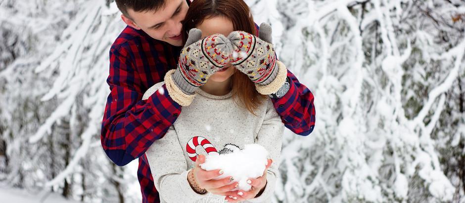 Winterzauber: 6 Gründe, warum immer mehr Paare in der kalten Jahreszeit heiraten