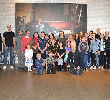 Family Gatherings Warhol Lending Hearts.
