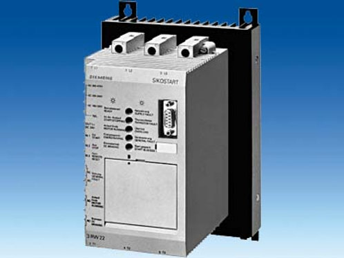 SIEMENS Arrancador Suave (Motor Starter) - 3RW2226-1AB15