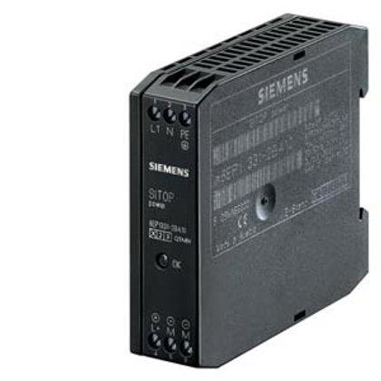 SIEMENS Fuente de Alimentación para PLC (Power Supply) - 6EP13312BA10