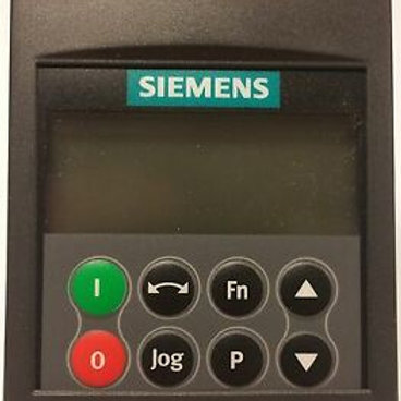 SIEMENS Operador Micromaster (Keypad Operator) 6SE6400-0SP00-0AA0