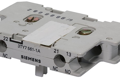 SIEMENS Contactos Auxiliares (Auxiliary Contacts) - 3TY7561-1A