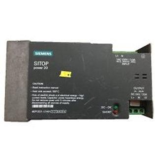 SIEMENS Fuente de Poder (Power Supply) - 6EP13361SH01
