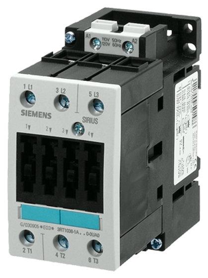 SIEMENS Contactor 15 KW (Contactor 15 KW) - 3RT1034-1AC20